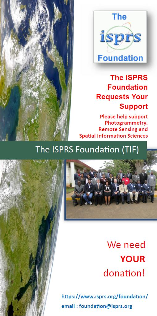 The ISPRS Foundation Brochure
