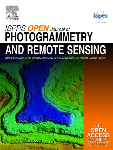 ISPRS Open Journal of Photogrammetry and Remote Sensing