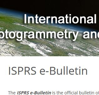 ISPRS bi-monthly e-Bulletin