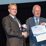 Jan-Henrik Haunert (Germany) received the Otto von Gruber Award