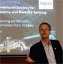 ISPRS SG Christian Heipke at SPC