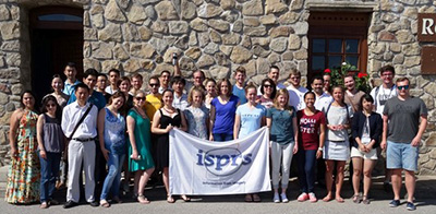 Participants of the 2016 ISPRS Prague Summer School