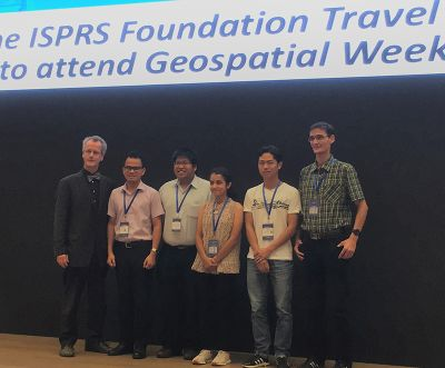 Five recipients of TIF travel grants gratefully accepted the support to attend the GSW2017 in Wuhan in September. Read their reports below.